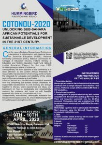 Cotonou Conference 2020